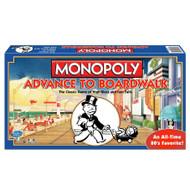 Monopoly Advance To Boardwalk Board Game