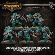 Warmachine: Golden Crucible - Crucible Guard Storm Troopers