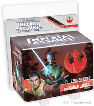 Star Wars Imperial Assault: Ezra Bridger And Kanan Jarrus