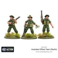 Bolt Action: Australian Officer Team