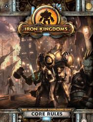 Privateer Press: Iron Kingdoms - Full Metal Fantasy: Core Rules