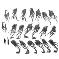 Warhammer Bits: Undead Legions Grimghast Reapers - Bodies X10