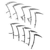 Warhammer Bits: Nighthaunt Grimghast Reapers - Slasher Scythes X10