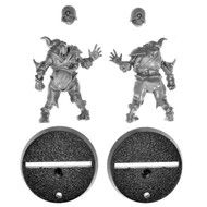 Warhammer Bits: Blood Bowl Nurgle's Rotters - Rotter 3 X2