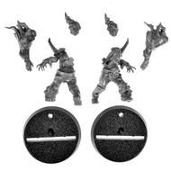 Warhammer Bits: Blood Bowl Nurgle's Rotters - Rotter 2 X2
