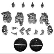 Warhammer Bits: Blood Bowl Nurgle's Rotters - Bloater B X2