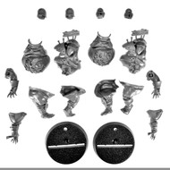 Warhammer Bits: Blood Bowl Nurgle's Rotters - Bloater A X2