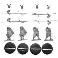 Hobbit Bits: Easterling Warriors - Warriors W/ Spears