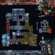 Star Wars Imperial Assault:  Skirmish Map - Tarkin Initiative Labs