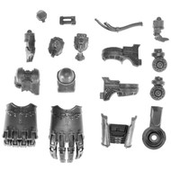 Warhammer 40k Bits: Adeptus Mechanicus Reaver Battle Titan - Reaver Titan Power Fist