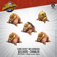 Monsterpocalypse: Planet Eaters: Belchers & Crawlers