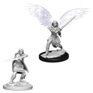 Dungeons & Dragons: Nolzur's Marvelous Unpainted Mini: Aasimar Female Fighter