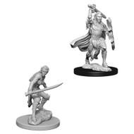 Dungeons & Dragons: Nolzur's Marvelous Unpainted Minis: Elf Female Fighter