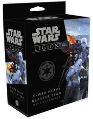 Star Wars Legion: E-Web Heavy Blaster Team