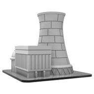 Monsterpocalypse: Building: Power Plant *PreOrder*