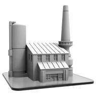 Monsterpocalypse: Building: Industrial Complex *PreOrder*