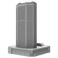 Monsterpocalypse: Building: Corporate Hq *PreOrder*