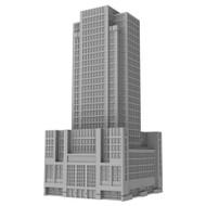 Monsterpocalypse: Building: Skyscraper *PreOrder*