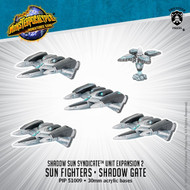 Shadow Sun Syndicate: Sun Fighters & Shadow Gate