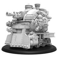 Warmachine: Golden Crucible - Railless Interceptor *PreOrder*
