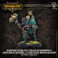 Warmachine: Golden Crucible - Aurum Legate Lukas Di Morray