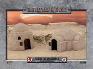 Galactic Warzones: Desert Buildings