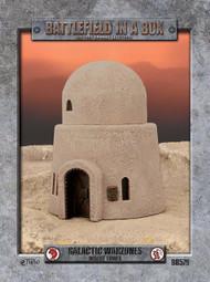 Galactic Warzones: Desert Tower