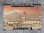 Galactic Warzones: Desert Walls