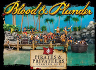 Blood & Plunder: Pirates And Privateers Nationality Set