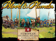 Blood & Plunder: European Colonial Militia Nationality Set