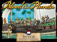 Blood & Plunder: Dutch Nationality Set