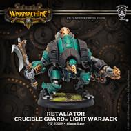 Warmachine: Golden Crucible - Retaliator
