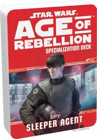 Star Wars: Age Of Rebellion - Sleeper Agent Specialization Deck