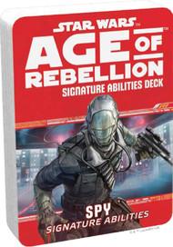 Star Wars: Age Of Rebellion - Spy Signature Abilities