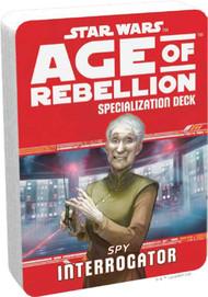 Star Wars: Age Of Rebellion - Interrogator Specialization Deck