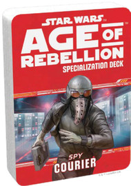 Star Wars: Age Of Rebellion - Courier Specialization Deck