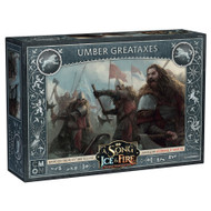 A Song Of Ice & Fire: Stark Umber Greataxes
