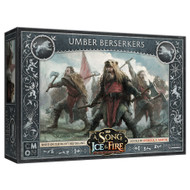 A Song Of Ice & Fire: Stark Umber Berserkers