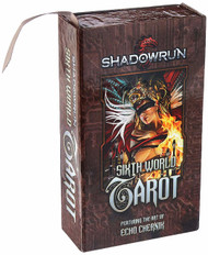 Shadowrun: Sixth World Tarot Deluxe