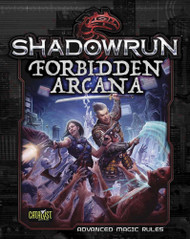Shadowrun: Forbidden Arcana (Limited Edition)