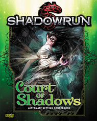 Shadowrun: Court Of Shadows (Limited Edition)