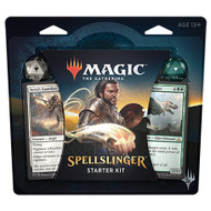 Magic The Gathering Sealed: Magic The Gathering Ccg: Spellslinger Starter Kit