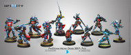 Infinity: Panoceania - Military Orders 300 Pt. Pack