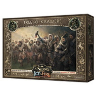 A Song Of Ice & Fire: Free Folk Raiders *PreOrder*