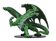 Pathfinder: Deep Cuts Unpainted Minis: Gargantuan Green Dragon