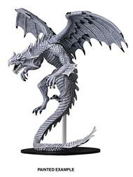 Pathfinder: Deep Cuts Unpainted Minis: Gargantuan White Dragon
