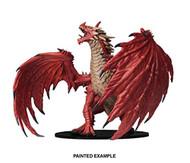 Pathfinder: Deep Cuts Unpainted Minis: Gargantuan Red Dragon