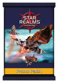 Star Realms Deck Building Game: Promo Pack 1 Display (24) Board Game
