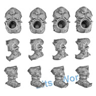 Warhammer Bits: Gutbusters Mournfang Pack - Bodies X4