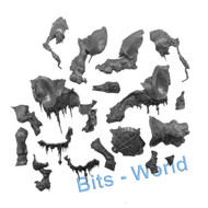 Warhammer Bits: Beastclaw Raiders Stonehorn - Beast Body